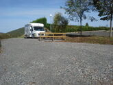 Aire de service camping cars