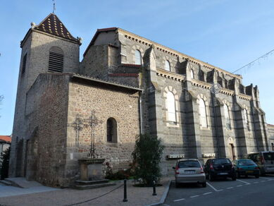 Eglise de Messimy