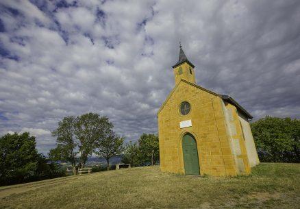 Chapelle de Fouillet - © Baltik