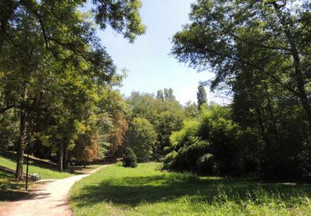 Parc du Boulard Chaponost © OTIMDL