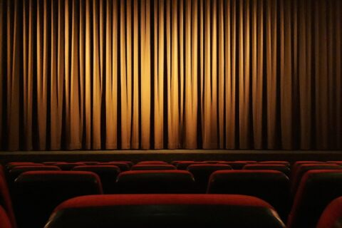 Cinémas, théâtre, salles de spectacle