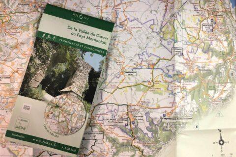 Cartoguides de Randonnée